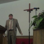 Bro. Tommy Worth Pastor Pine Mountain Independent Baptist Church