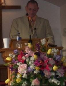 Preacher: Pete Cox
