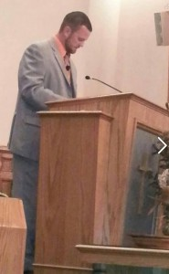 Evangelist at : Bright Light Baptist Church under the wing of his Pastor Dear     Dr. Ronnie Simpson