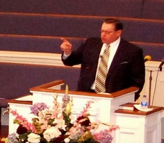 Dr. Dewey Williams Pastor Belle Meadows Baptist Church